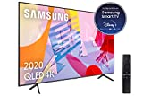 Samsung QLED 4K 2020 43Q60T - Smart TV de 43' con Resolución 4K UHD, con Alexa integrada, Inteligencia Artificial 4K...