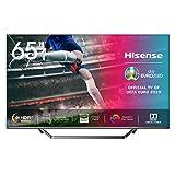 Hisense H65U7BE - Smart TV ULED 65' 4K Ultra HD con Alexa Integrada, Bluetooth, Dolby Vision HDR, HDR 10+, Audio Dolby...
