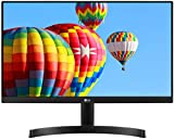 LG 22MK600M-B - Monitor FHD de 54,6 cm (21,5') con Panel IPS (1920 x 1080 píxeles, 16:9, 250 cd/m², NTSC 72%, 1000:1,...