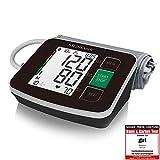 Medisana BU 516 Tensiómetro para el brazo, pantalla de arritmia, escala de colores de los semáforos de la OMS, para...