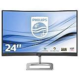 Monitor Philips 248E9QHSB Pantalla para PC de 24' FHD (1920X1080 Pixeles, Modo Lowblue, Flickerfree, Freesync, 4Ms,...