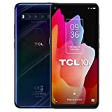 "TCL 10L – Smartphone 6.53"" NXTVISION (4G, NFC, 6GB RAM, 64GB ROM, Cuádruple Cámara Trasera 48MP + 8MP + 2MP + 2MP,..."