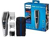 Philips Serie 5000 HC5630/15 - Cortapelos, 28 ajustes de longitud para estilo deseado, 90 min de uso sin cable, incluye...