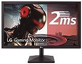 LG 27MK400H-B - Monitor Gaming FHD de 68,6 cm (27') con Panel TN (1920 x 1080 píxeles, 16:9, 2 ms, 75Hz, 300 cd/m²,...