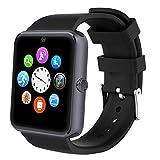 Willful Smartwatch, Reloj Inteligente Android con Ranura para Tarjeta SIM,Pulsera Actividad Inteligente para Deporte,...