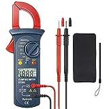 AstroAI Pinza Amperimétrica Profesional RMS, Multímetro Digital Automático, Medidor de Voltaje CA/CC,, Corriente...