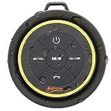 iFox iF012 - Altavoz inalámbrico portátil con Bluetooth, con 10 Horas de bateria Completamente Impermeable, Totalmente...