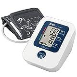A&D Medical UA-651 SL, Tensiómetro de Brazo Digital (Detección del Pulso Arrítmico, Manguito Grande)