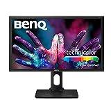 BenQ PD2700Q - Monitor Profesional para Diseñadores de 27' 2K QHD (2560x1440, IPS, 100% Rec.709/sRGB, 10 bits, CAD/CAM,...