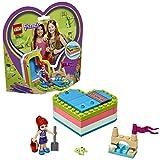 LEGO Friends - Caja Corazón de Verano de Mía, Juguete con Mini Muñeca de Construcción para Niñas y Niños a Partir...
