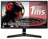 LG 27MP59G-P - Monitor Gaming FHD de 68,6 cm (27') con Panel IPS (1920 x 1080 píxeles, 16:9, 1 ms con MBR, 75Hz, 250...
