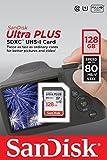 Tarjeta de Memoria SDXC SanDisk Ultra Plus Clase 10 128 GB