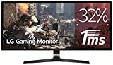LG 29UM69G-B - Monitor Gaming UltraWide WFHD de 73.7 cm (29') con Panel IPS (2560 x 1080 píxeles, 21:9, 1 ms con MBR,...