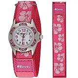 Ravel R1507.19 - Reloj para niños de Cuarzo, Correa de Otro Material Color Rosa