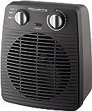 Rowenta Compact Power SO2210F0 Calefactor Compacto con motor dual de 1000 W y 2000 W, función Silence, 2 velocidades y...
