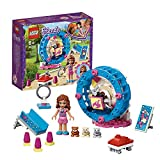 LEGO Friends - Parque del Hámster de Olivia, set divertido de construcción con mascotas de juguete (41383)