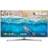 Hisense H50U7BE - Smart TV ULED 50' 4K Ultra HD con Alexa Integrada, Bluetooth, Dolby Vision HDR, HDR 10+, Audio Dolby...