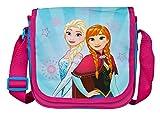Undercover - Bolsa de Deporte Infantil (21 x 22 x 8 cm, 22 cm), diseño de Frozen, Color Rosa