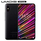 UMIDIGI F1 Smartphone Libres Android 9.0 Teléfono Inteligente Dual SIM 6.3' FHD + 128GB ROM 4GB RAM Helio P60 5150mAh...