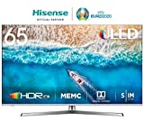 Hisense H65U7BE - Smart TV ULED 65' 4K Ultra HD con Alexa Integrada, Bluetooth, Dolby Vision HDR, HDR 10+, Audio Dolby...