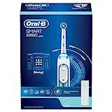 Oral-B Smart Expert - Cepillo de dientes eléctrico con conexión Bluetooth, anillo inteligente y estuche de viaje,...