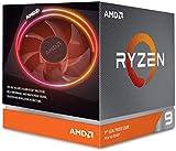 AMD 3900X Ryzen 9 - Procesador con ventilador Wraith Prism