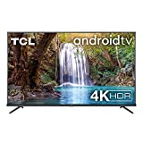 TCL Corporation - TV Led 43 - Tcl 43Ep660, Uhd 4K, HDR Pro, Android TV, Panel 10 bits, Dolby Audio