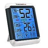 ThermoPro TP55 Termómetro Higrómetro de Interior para Casa Ambiente Medidor de Temperatura y Humedad Digital...