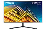 Samsung U32R592C Monitor Curvo 32'' 4K sin Marcos (LED, UHD, 60Hz, 4ms, sin HDR10, 2500:1)