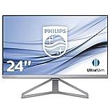 Monitor Philips 245C7QJSB/00 - Pantalla para pc de 24' (resolución 1920 x 1080 Pixels, tecnología WLED, Contraste...