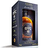 DYC 15 años Edición Especial 60 Aniversario Single Malt Whisky, 40% - 700ml