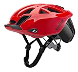 bollé The-One-Road-Standard Cascos Ciclismo, Adultos Unisex, Shiny Red, Large 58-62 cm
