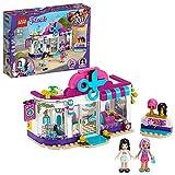 LEGO Friends - Peluquería de Heartlake City, Set de Construcción de Juguete con Accesorios y Pelucas, Incluye Muñecas...