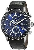 Hugo BOSS Reloj Cronógrafo para Hombre de Cuarzo con Correa en Cuero 1513391