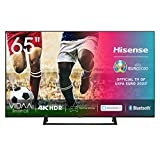 Hisense H65BE7200 - Smart TV 65' 4K Ultra HD con Alexa Integrada, Wifi, HDR, Dolby DTS, Peana Central, Procesador Quad...