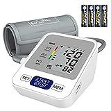 Annsky Tensiómetro de Brazo Digital, Automática de la Presión Arterial y pulso de frecuencia cardíaca detección,2...