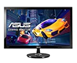 Asus VS278H - Monitor de 27' Full HD (1920x1080, panel TN, 1ms, Tecnología LED, HDMIx2, D-Sub, Altavocesx2 2W), color...
