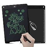 Tableta Gráfica Dibujo Tablero 13 Pulgadas de Escritura LCD con Escritura Más Clara y Pantalla Más Grande Memo Pad...