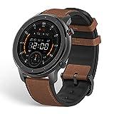 Amazfit GTR 47mm Reloj Smartwatch Deportivo AMOLED de 1.39',GPS + GLONASS,Frecuencia cardíaca Continua de 24 Horas,...