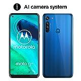 Motorola Moto G8 (Pantalla de 6,4' HD+ o-notch, 4G, Qualcomm Snapdragon SD665, Sistema de cámara triple, 64 GB, 4 GB...