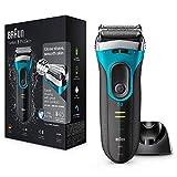 Braun Series3 ProSkin 3080 s - Afeitadora eléctrica hombre, afeitadora barba inalámbrica y recargable, Wet&Dry,...