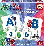 PJ Masks Juego El abecedario (Educa Borrás 17251)